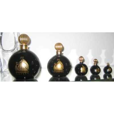 Flacons De Parfums Jeanne Lanvin