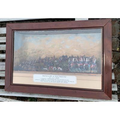 Diorama De La Bataille De Solférino