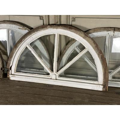 Suite Of Four Semicirculare Top Windows