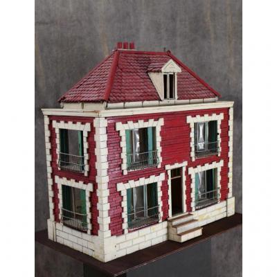 Maquette De Maison Années 1950