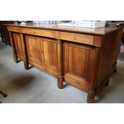 Empire Walnut Sideboard XIX