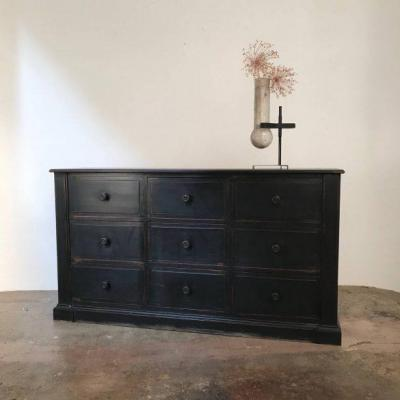 9 Drawer Commercial Furniture