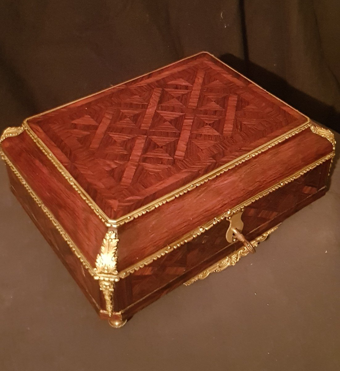 Coffret Louis XIV