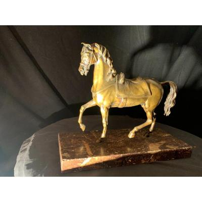 Cheval Imperial en bronze