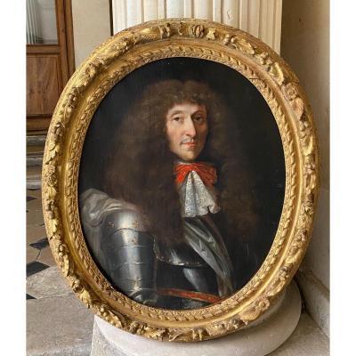 Portrait D'homme Vers 1670
