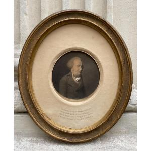 Le Compositeur Fridzeri, Dessin D'après Nature Vers 1810