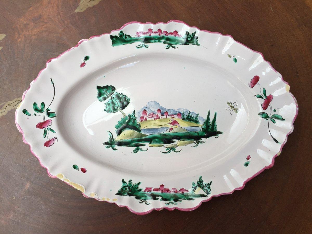 Grand Moustier Dish