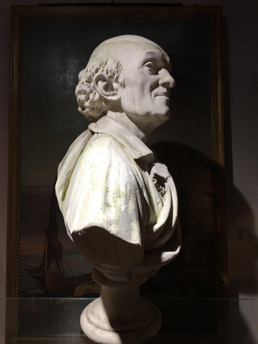 Jérôme De Lalande, Astronome By Lorenzi Casting-photo-3