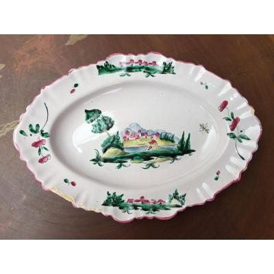 Grand Moustier Dish