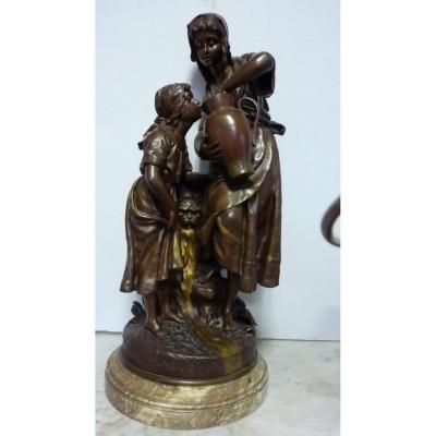 Bronze De Carlier 77cm