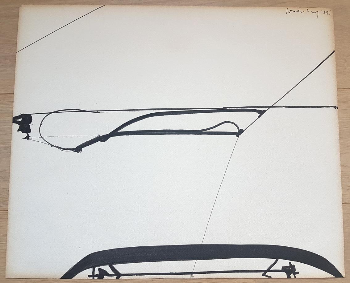"""Caténaire de Tramway"" - Kurt Rudolf H. SONDERBORG"