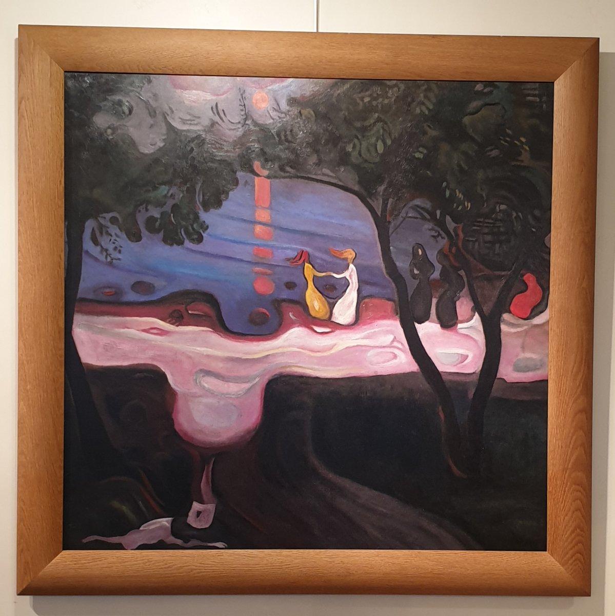 Edvard Munch ( Reproduction)