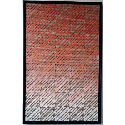 Tableau abstrait - Sans Titre N°11 - Joseph71