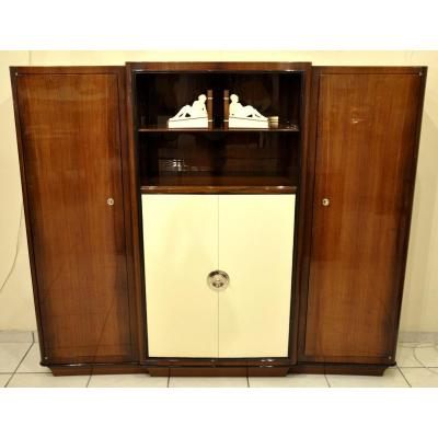 <strong>Dominique Andr&eacute; Domin &amp; Marcel Genevri&egrave;re</strong> famous<strong> French decorators</strong> of the <strong>Art Deco</strong> period.<br />