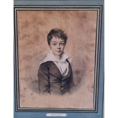 Portrait De Boilly