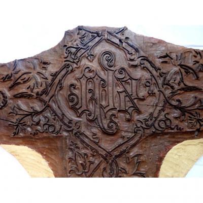 Carved Wood XIX