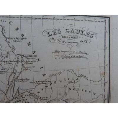Lot De Sept Gravures De Batailles Historiques Romaines d'Ambroise Tardieu Début XIX