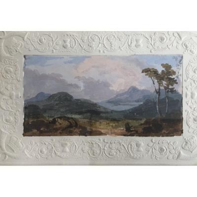 Miniature De Sir Charles D'Oyly