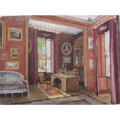 Jeanne T'serclaes Le Salon Des Forges