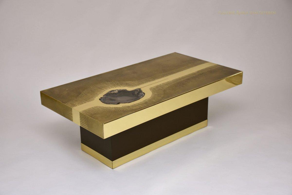 Table Basse De Marc d'Haenens