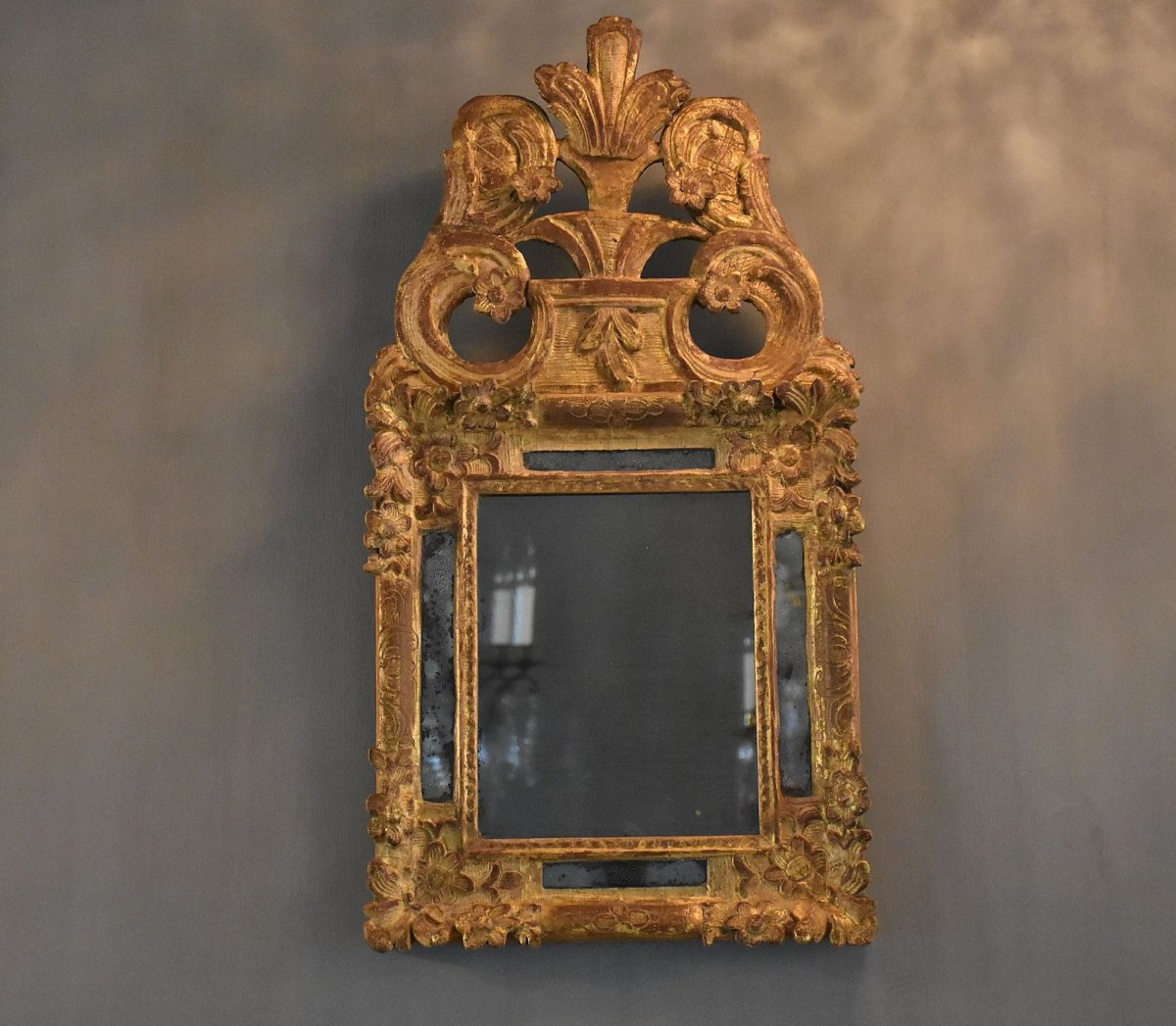 Un Miroir d'Epoque Louis XIV