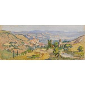 Lucien de Maleville (1881-1964) Saint Cyprien Périgord Dordogne