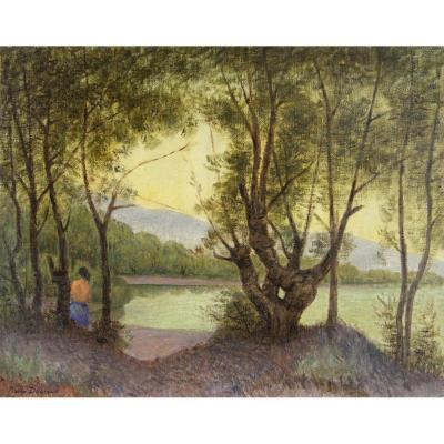 Pierre Dubreuil: The De Claye Pond