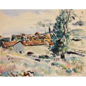 Pierre Etaix (1928-2016) - Village