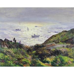 Gaston Sebire : Le Soir Au Havre