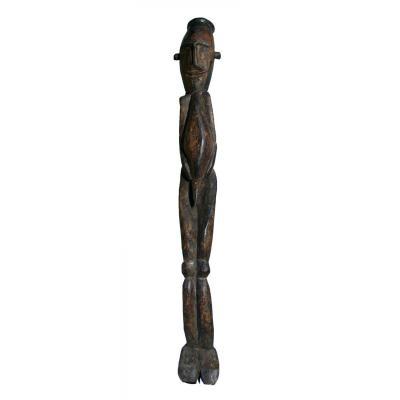 Statue Asmat Irian Jaya IndonÉsie
