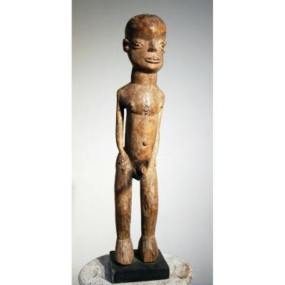 Vaudou Fon Nigeria Collection Aguirregabiria Statue Fétiche debut 20 eme