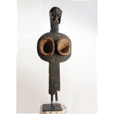 Forge Kwele Gabon Ancienne , Cubiste Collection J.l Bernard