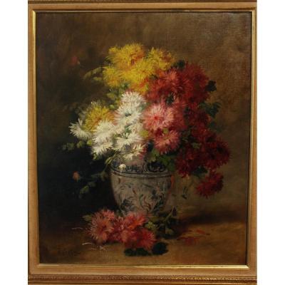 Bouquet De Fleurs Raphaël Collin Vers 1900 Bien Coté