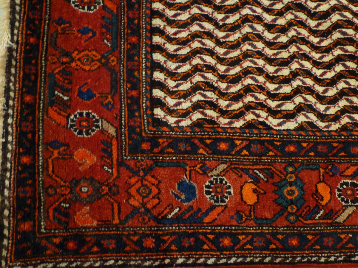 Tapis Afchar Iran  Ancien