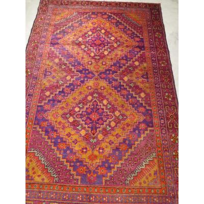 Tapis Samarcande  Ouzbekistan Début XX 277 X 170