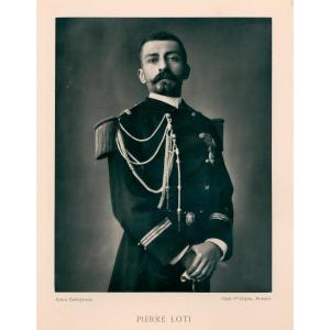 Pierre  Loti En Officier De Marine