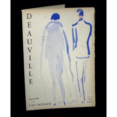 Van Dongen (kees) - Deauville [lithography Sur Arches].