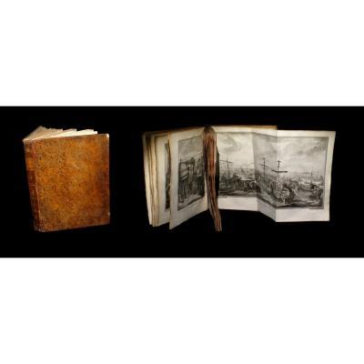 [italia Roma Atlas] Millot - Summary Of Roman History. 49 Plates.