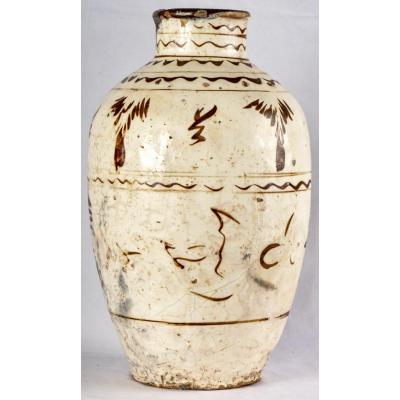 A Large Cizhou Jar