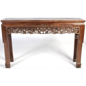 Table  Chinoise d'Autel