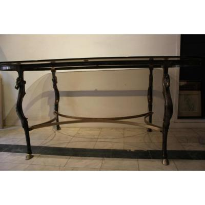 Table Pieds Chevaux