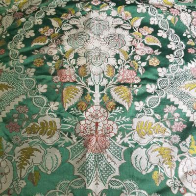 Curiosité  textile  époque  Régence