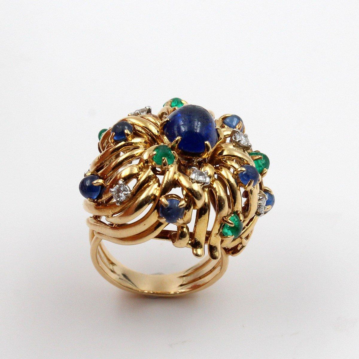 Chaumet - Ring 1960s