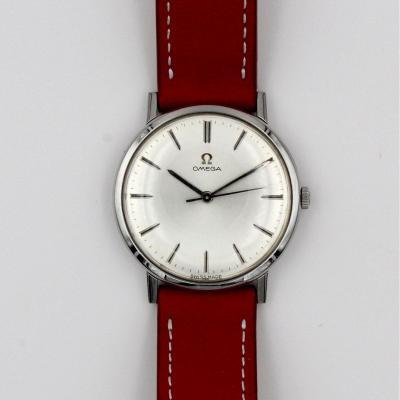 Omega - Men's Steel Bracelet Watch