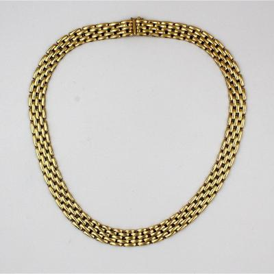 Fope Yellow Gold Necklace