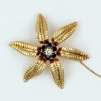Regner Paris - Starfish Brooch
