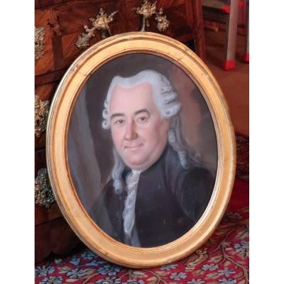 Portrait d'Homme XVIIIe