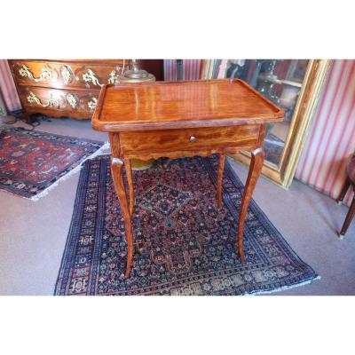 Table Acajou XIXe