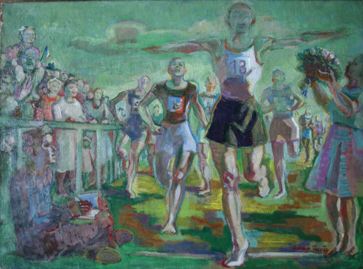 Check Of Winner, S.tourte 1928