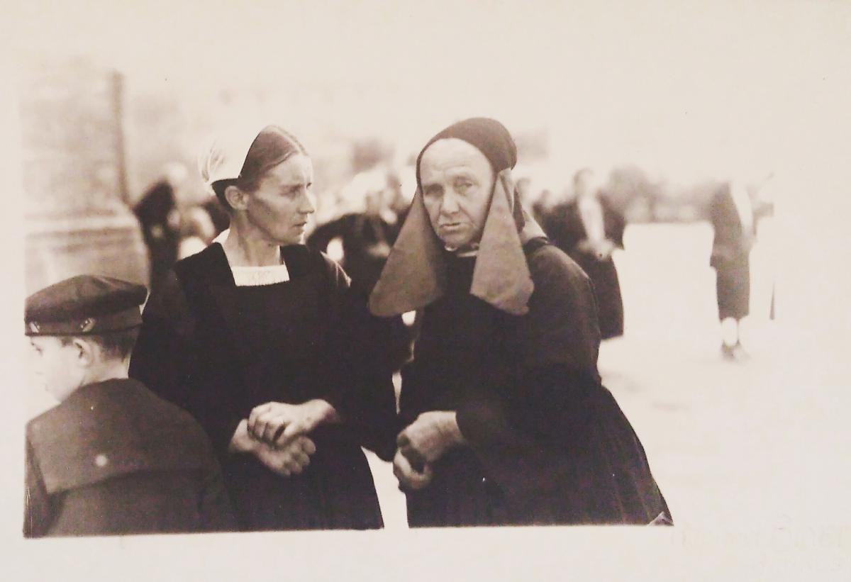 Old Photograph, Brittany, Raphaël Binet, 1930-1934